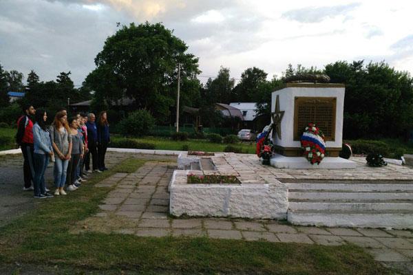 Студены РГМУ в Солотче